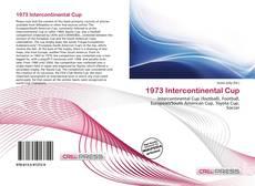 Обложка 1973 Intercontinental Cup
