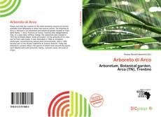 Arboreto di Arco kitap kapağı