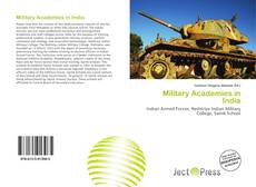 Bookcover of Military Academies in India