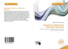 Bookcover of Giardino Botanico Daniela Brescia