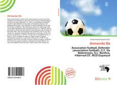 Bookcover of Armando Sá
