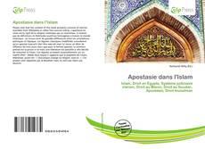 Buchcover von Apostasie dans l'Islam