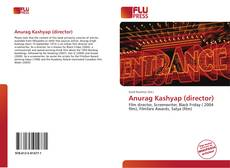 Bookcover of Anurag Kashyap (director)