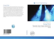 Bookcover of George Peele