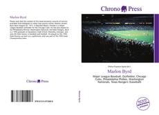 Capa do livro de Marlon Byrd