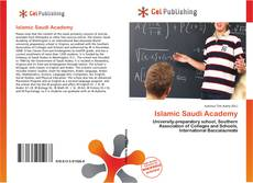 Bookcover of Islamic Saudi Academy