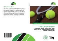 Copertina di 2001 French Open