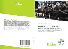 Bookcover of A1 Grand Prix Teams