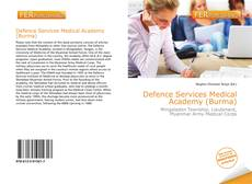 Bookcover of Defence Services Medical Academy (Burma)