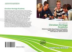 Bookcover of Christian Heritage Academy