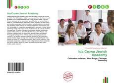 Обложка Ida Crown Jewish Academy