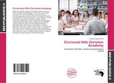 Portada del libro de Cincinnati Hills Christian Academy