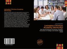 Portada del libro de Lexington Christian Academy (Kentucky)