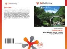 Bookcover of Lalleshwari