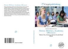 Portada del libro de Heroic Military Academy (Mexico)