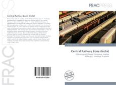 Bookcover of Central Railway Zone (India)
