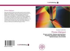 Couverture de Prisme (Optique)
