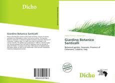 Couverture de Giardino Botanico Santicelli