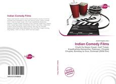 Portada del libro de Indian Comedy Films