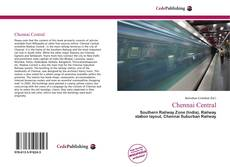 Bookcover of Chennai Central