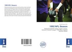 Bookcover of 1992 NFL Season