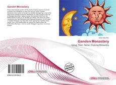 Ganden Monastery kitap kapağı