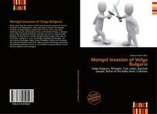 Buchcover von Mongol Invasion of Volga Bulgaria