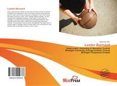 Bookcover of Lester Barnard