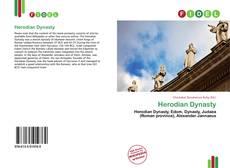 Borítókép a  Herodian Dynasty - hoz