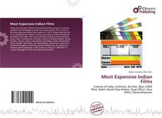 Portada del libro de Most Expensive Indian Films