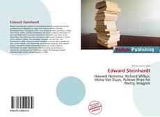 Buchcover von Edward Steinhardt