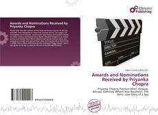 Bookcover of Awards and Nominations Received by Priyanka Chopra