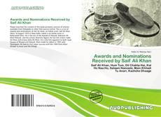 Copertina di Awards and Nominations Received by Saif Ali Khan