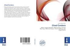Portada del libro de Chad Cordero