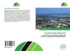Обложка Florida State Road 63