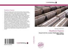 Buchcover von Heathrow Express