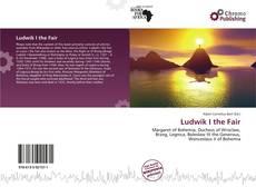 Bookcover of Ludwik I the Fair