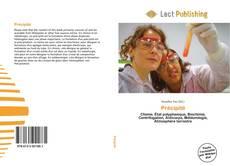 Précipité kitap kapağı