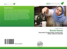 Buchcover von Bande Nawaz