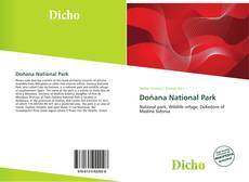 Capa do livro de Doñana National Park