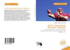 Portada del libro de 2011 Cleveland Browns Season