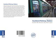 Bookcover of Auckland Railway Station