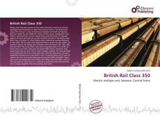 British Rail Class 350 kitap kapağı