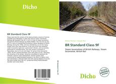 Bookcover of BR Standard Class 9F