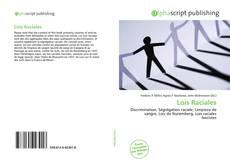 Lois Raciales kitap kapağı