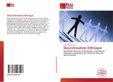Buchcover von Discrimination Ethnique