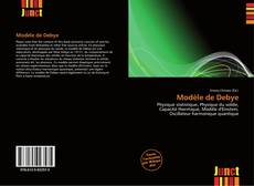 Bookcover of Modèle de Debye
