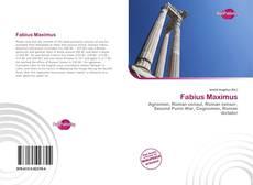 Bookcover of Fabius Maximus