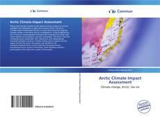 Arctic Climate Impact Assessment kitap kapağı