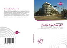 Обложка Florida State Road 815